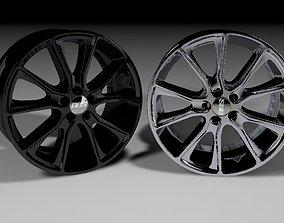3D Wheel BBS SV
