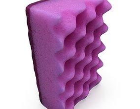 Sponge 02 3D asset