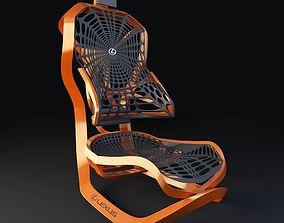 Lexus kinetic chair 3D