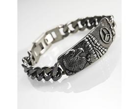 Bracelets sign 3D printable model