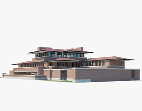3D Robie House
