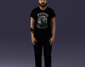 Hipster 0521 3D model