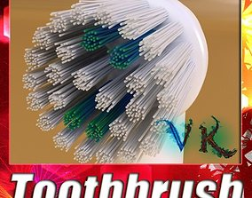 3D model Electric Toothbrush High Detail