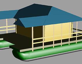 Bath-ship 3D print model