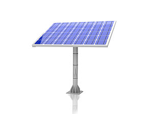 machine 3D Solar Panel