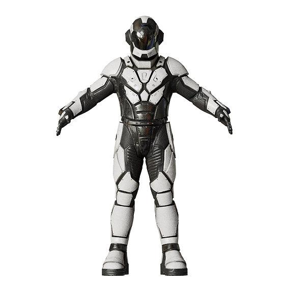 Sci-fi Suit FFX800