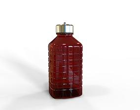 Water Flask 3D printable model