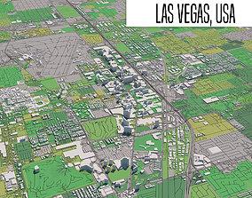 Las Vegas 3D trump