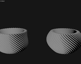 3D Printed Planter Plant Pot Plant Vase 109