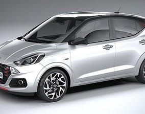 3D model Hyundai i10 N Line 2020