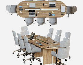 conference table 01 3D
