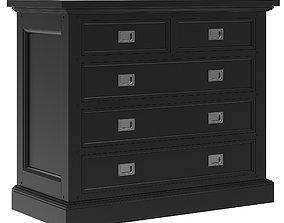 Dantone Home Oxford drawer 3D