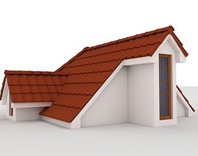 Real Roof 3D model