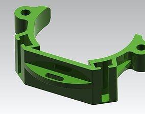 3D model Base for Diaphragm Pump Body