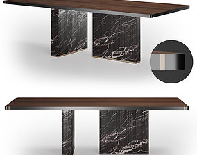 3D NETTUNO Rectangular Table by Paolo Castelli