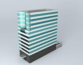 3D Mega Plaza