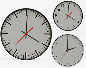 3D Wall Clock Collection