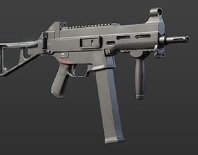 HK UMP 45 3D asset