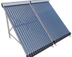 Solar Collector Panel SCH-30 3D model