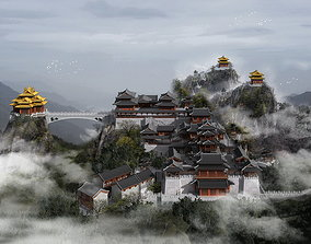 3D The Ancient Chinese Temples 015