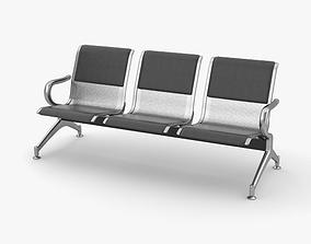 3D Waiting Chair