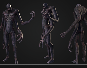 3D model realtime Creature
