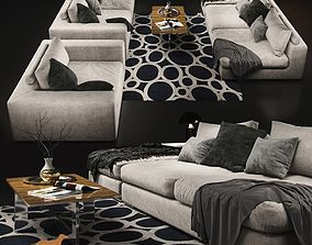 3D Sofa Club Element VAR light