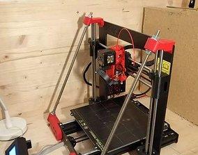 Prusa i3 MK3 frame stiffening 3D printable model