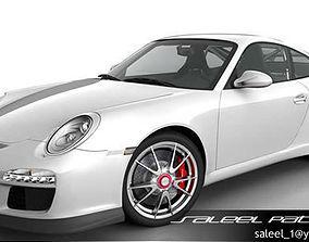 3D model Porsche 911 GT3 2012