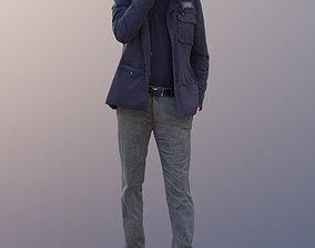 Andy 10459 - Talking Casual Man 3D model