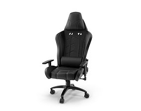 iKayaa Computer Gaming Chair 3D
