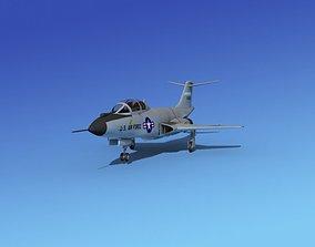 3D McDonnell F-101B Voodoo V03
