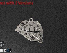 3D printable model Hip Hop Jewelry Pendant