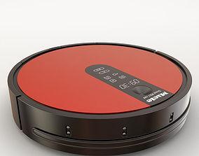 Miele Scout RX1 Red Robot Vacuum 3D