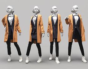 3D Woman Mannequin 14