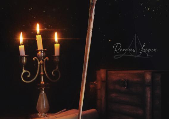 Remus Lupin Wand - Harry Potter