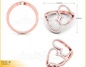 3D printable model Ring 151