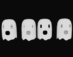 3D asset Cylinder Ghost