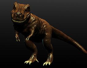 monster T-rex 3d model