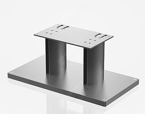 Bowers and Wilkins FS HTM D3 Silver 3D