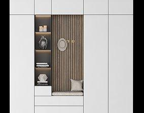 hall furniture 59 3D