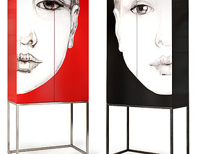 3D Cabinet sideboard by Mhliving