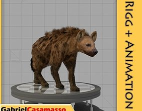 3D Hyena