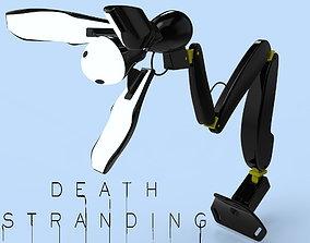 Higgs Scanner Death Stranding Cosplay 3d print