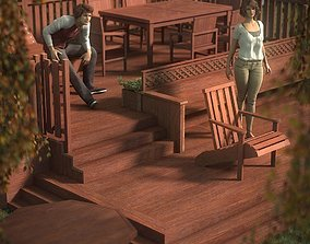 The Deck Collection 3D