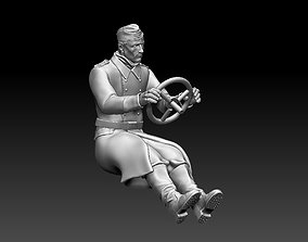 german driver soldier 3D printable model