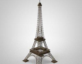 3D model Tour Eiffel