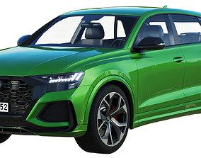 Audi RS Q8 3D model
