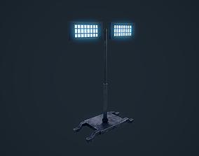 Light Stand 3D asset
