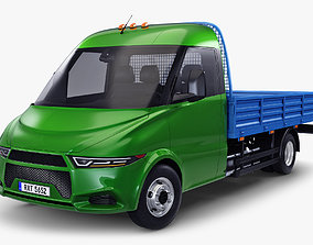 3D Generic Light Duty Truck v 1